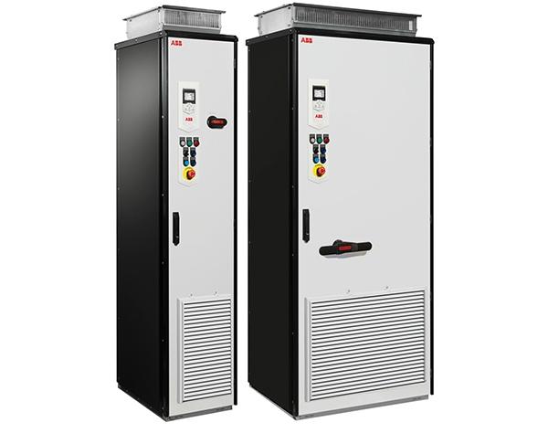 ACS880-07柜体传动(45~2800KW)